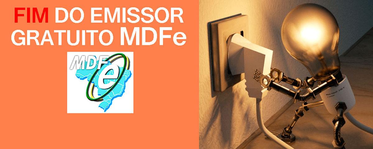 Atenção contribuintes que ainda utilizam o Emissor Gratuito do MDF-e
