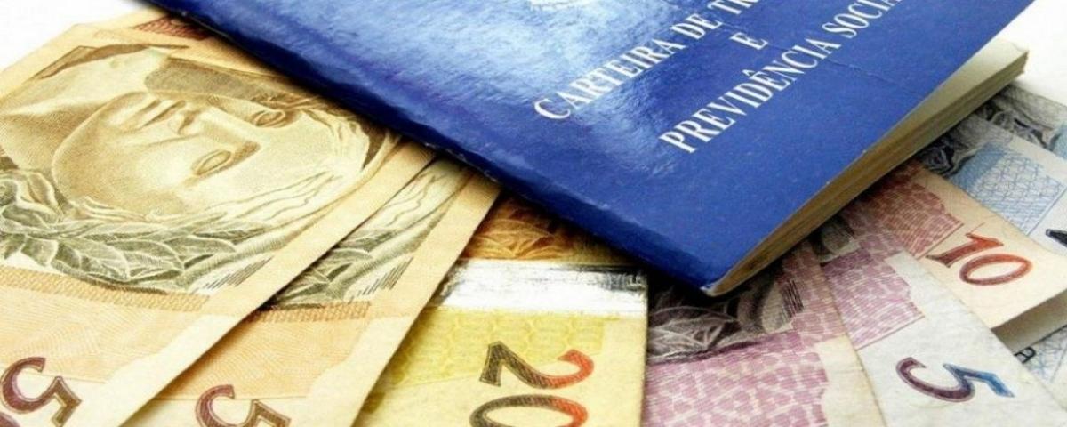 Salário mínimo irá subir para R$ 1.045