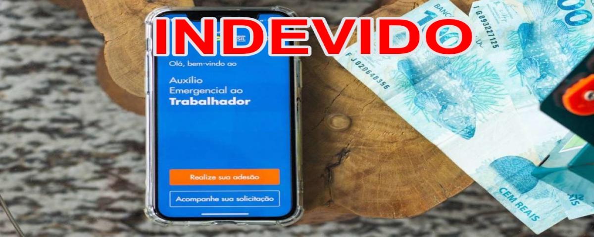 Auxílio emergencial indevido: Governo cria site para devolução de benefício
