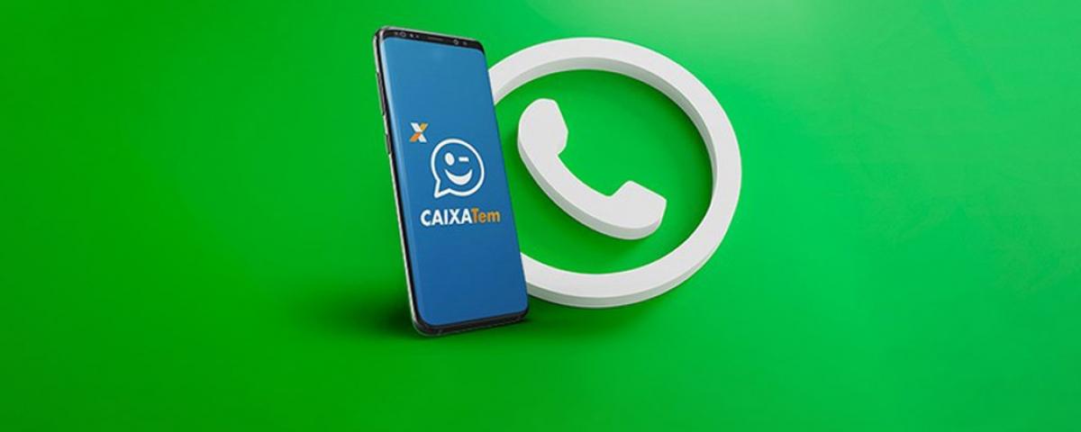 Caixa e Whatsapp fecham parceria para mensagens sobre auxílio emergencial